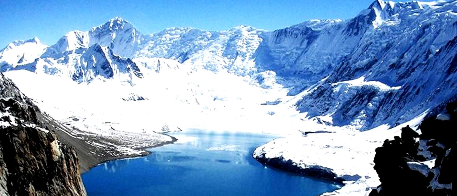 holy khaeri lake