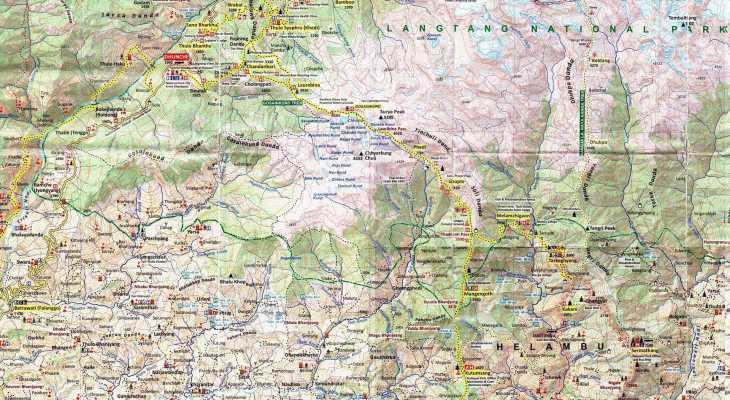 Langtang - Gosaikund Trek