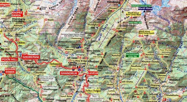 Mardi Himal & Annapurna Base Camp Trek